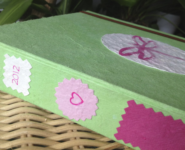 Tutorial: convertir una Mulberry Box en una Year Box